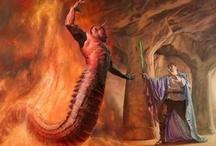 Fantasy : Creature : Naga