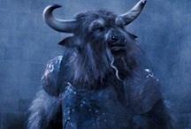 Fantasy : Creature : Minotaur