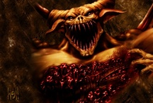 Fantasy : Creature : Demon