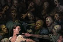 Fantasy : Creature : Zombie