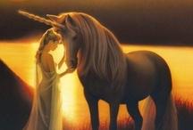 Fantasy : Creature : Unicorn