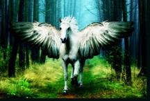 Fantasy : Creature : Pegasus