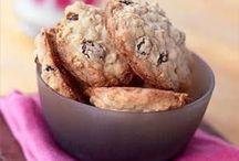 Healthier & Delicious Cookie Recipes / Cookie recipes that won't blow your diet
