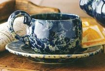 Dishware ~ Bennington Pottery / by Hamilton House