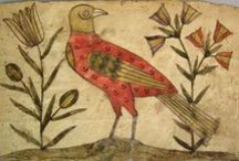 Fraktur and Folk Art / by Hamilton House