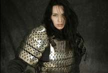 Fantasy : People : Knight : Female