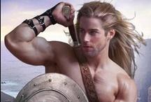 Fantasy : People : Warrior : Male