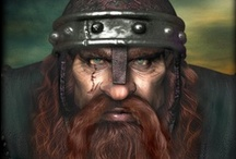 Fantasy : Creature : Dwarf : Male