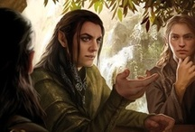 Fantasy : Creature : Elf : Male