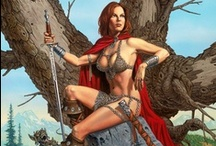 Fantasy : People : Warrior : Female