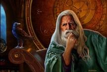 Fantasy : People : Wizard : Male