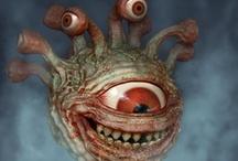 Fantasy : Creature : Beholder