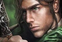 Fantasy : People : Archer : Male