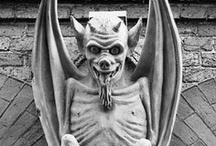 Fantasy : Creature : Gargoyle