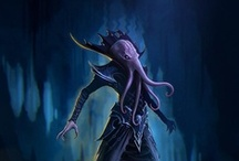 Fantasy : Creature : Mind Flayer