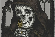 Fantasy : Creature : Skeleton