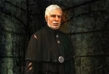 Fantasy : People : Priest : Male