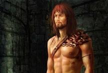 Fantasy : People : Savage : Male
