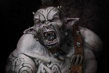 Fantasy : Creature : Orc : Male