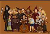 Author : Terry Pratchett