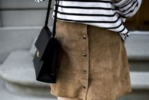 Style inspiration / Perfect outfits, beautiful clothes, amazing accessories...