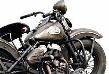 Motorbikes / by Phil Matthews