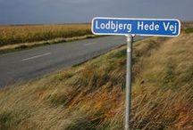 Lodbjerg Hede / Lodbjerg Hede ist eine Feriensiedlung unweit des Strandes von Søndervig in der DanWest auch viele schöne Häuser zu vermieten hat.