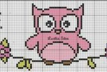 cross stitch / by naz