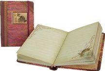 Ecriture / L'écriture sous toutes ses formes, quelques conseils, mais aussi une de mes passions, les carnets et cahiers