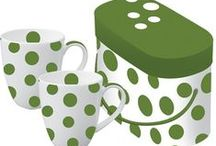 I love polka dots / they are everywhere