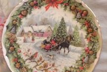 Christmas Dinnerware & Glassware / by Hamilton House