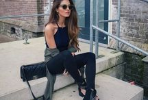 Street style casual