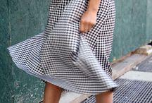 DRESSES SKIRTES