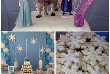 Frozen Party / Party ideas with Frozen Theme