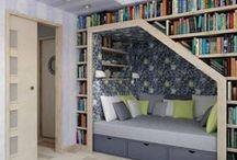 Ma maison idéale / La décoration ou les aménagements que j'aimerais avoir dans ma maison idéale (si je gagne un jour au loto !)