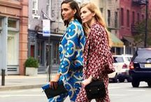 Dare to wear Prints / Here you will find a selection of printed outfits for your daily inspiration.