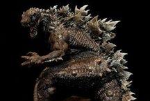 Godzilla!!