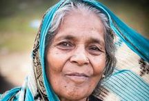 Faces of Nepal / Portraits from my trip to Nepal.