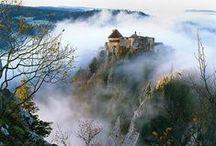 Franche Comté / Ma région natale, ses villes et ses paysages magnifiques, ses spécialités aussi