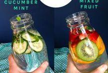 Drinken/smoothies/detox-water