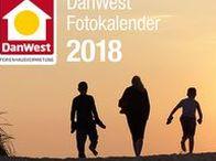 DanWest Fotokalender 2018 / Im Jahr 2017 haben wir wieder einen Fotowettbewerb durchgeführt. Dabei ist der DanWest Fotokalender für 2018 mit Bildern aus der Region Dänische Nordseeküste und Ringkobing Fjord entstanden.