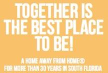 ronald mcdonald house charities of South Florida / advertising pieces and branding for the Ronald McDonald House Charities of South Florida by thelogoboutique.com