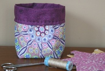 Fabric/Sewing / Projects and How to / by Sabrina Smith