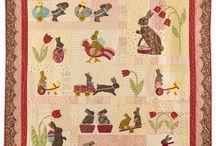 Bunny Hill Designs / Anne Sutton/ pattern  / by Jean Hurtado
