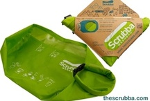 The Scrubba wash bag / The Scrubba wash bag is a pocket-sized manual washing machine.  It folds out to reveal a large water proof bag with a flexible internal washboard.  To wash clothes, simply add water and cleaning liquid; seal the bag; expel the air; and rub for at least 30 seconds.  Three minutes of rubbing provides a machine quality wash.   The Scrubba wash bag is perfect for holiday-makers, business travellers, hikers, campers, RVers.  It also allows you to wash your gym or cycling gear after each work-out.