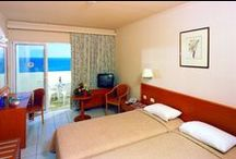 4 star hotel in Rhodes Island, Greece, Louis Colossos Beach Hotel / Situated directly on the beautiful sandy beach of Kallithea in Rhodes, the Louis Colossos Beach hotel in Rhodes Island, Greece invites you to experience a truly memorable family holiday. Offering you a world of end-less possibilities this 4 star all inclusive hotel in Rhodes Island is the ideal place for a holiday packed with activities and adventure. / by Louis Hotels