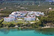 4 star all inclusive Zante hotel, Sentido Louis Plagos Beach Hotel / Famous for its unspoiled picturesque beauty, the Louis Plagos Beach Zante Hotel is one of the most reputable Zante hotels. Surrounded by beautiful bougainvilleas and charming paved pathways this 4 star all inclusive Zante hotel promises unforgettable summer holidays on the majestic island of Zakynthos, Greece. / by Louis Hotels