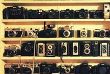 Cameras / by Claire