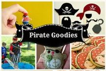 "Pirate Goodies / Celebrate ""International Talk Like a Pirate Day"" in style!"