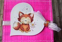 wedding cards / love / Valentinesday / Hochzeitskarten, Liebe, Valentinstag